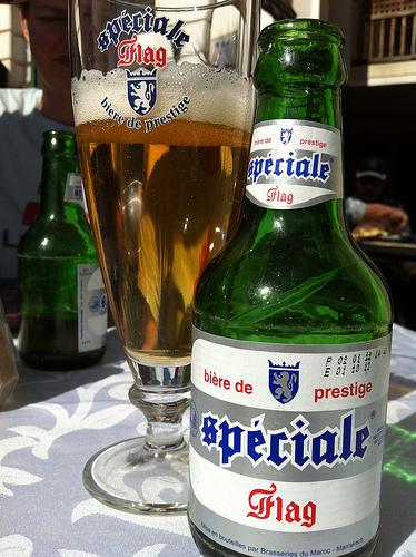 flag-speciale maroc biere