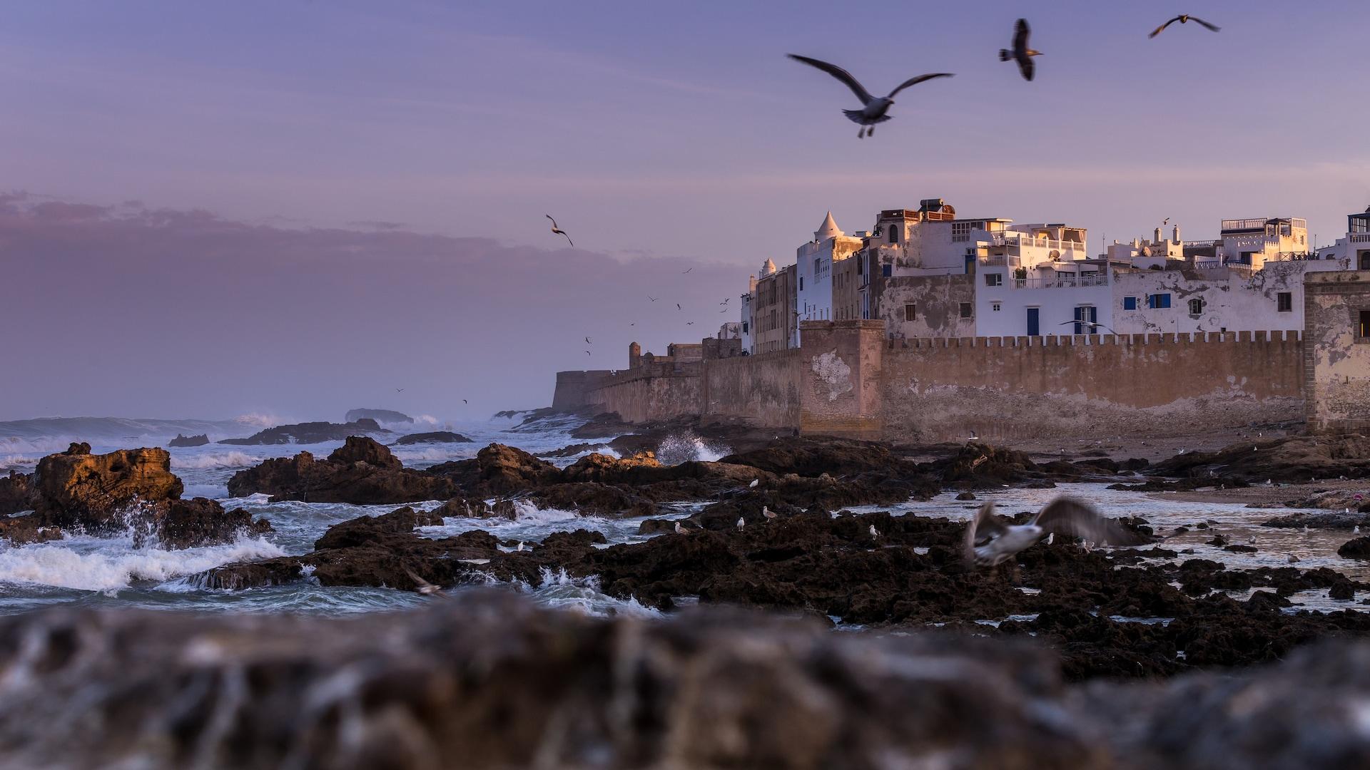 Essaouira, superbe ville côtière du Maroc